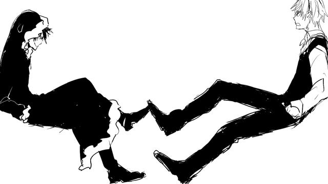 Znalezione obrazy dla zapytania shizuo x izaya death