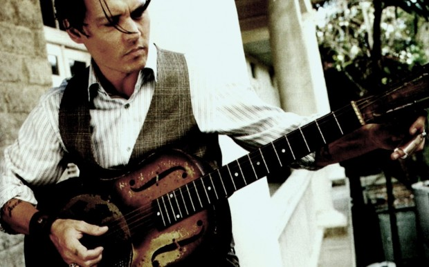 johnny depp guitar