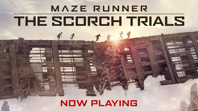 Maze Runner: The Scorch Trials (2015)  Hindi Dubbed Full Movie