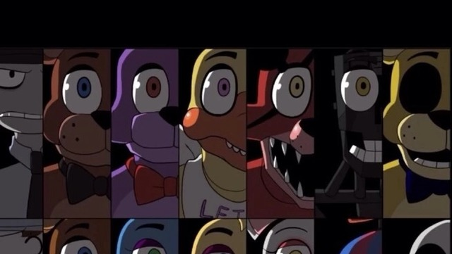 19 showing gallery for mike schmidt five nights at freddys fanart