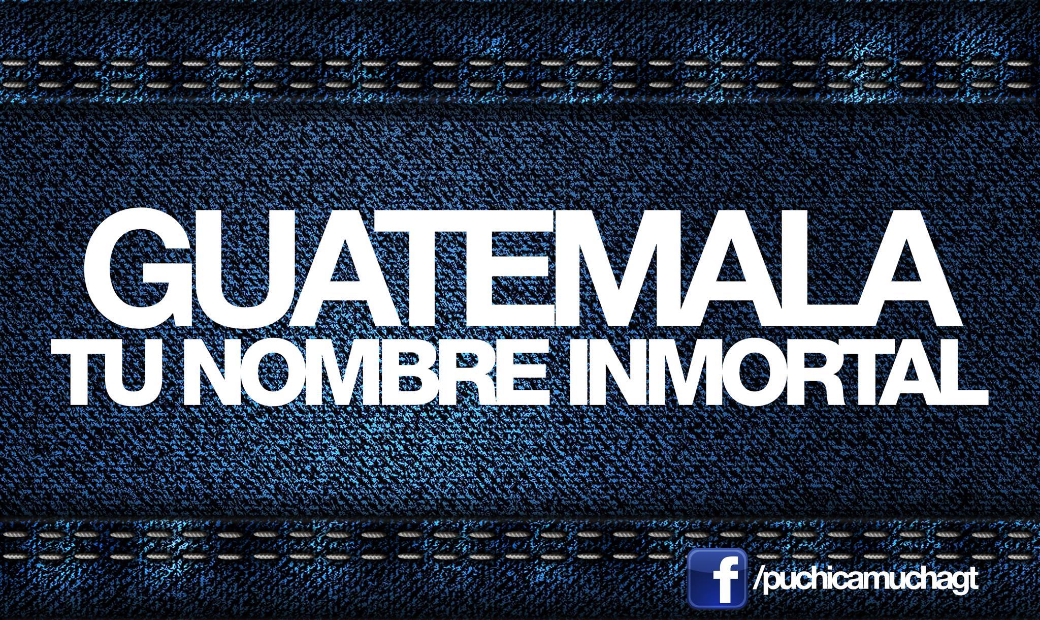 Guatemala Historica [Situación Actual]