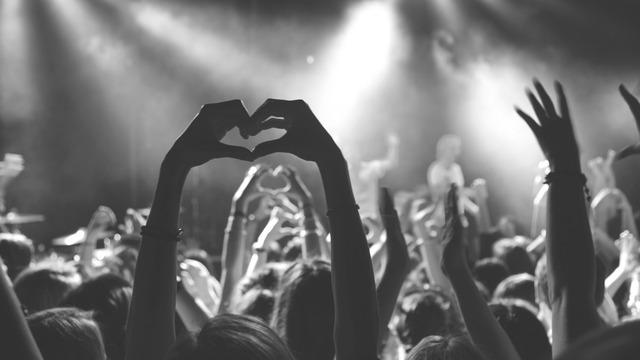 Resultado de imagen para fotos de conciertos de rock tumblr