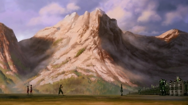 The Legend of Korra - 101 - Wel Republic City [Oj]