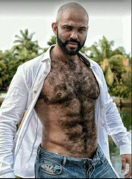 Hairy Latino Men 2