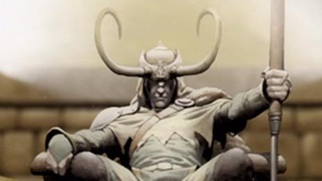 Loki God of Mischief Tattoo Loki God of Mischief