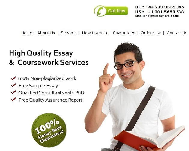 Anyone use essay writing services