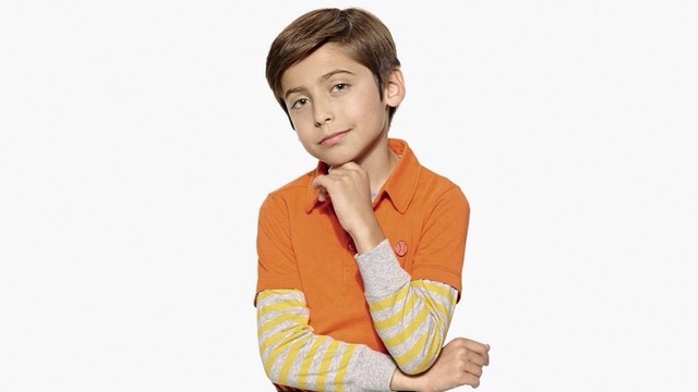 aidan gallagher modern family