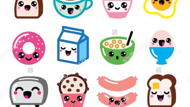 world of kawaii and emoji