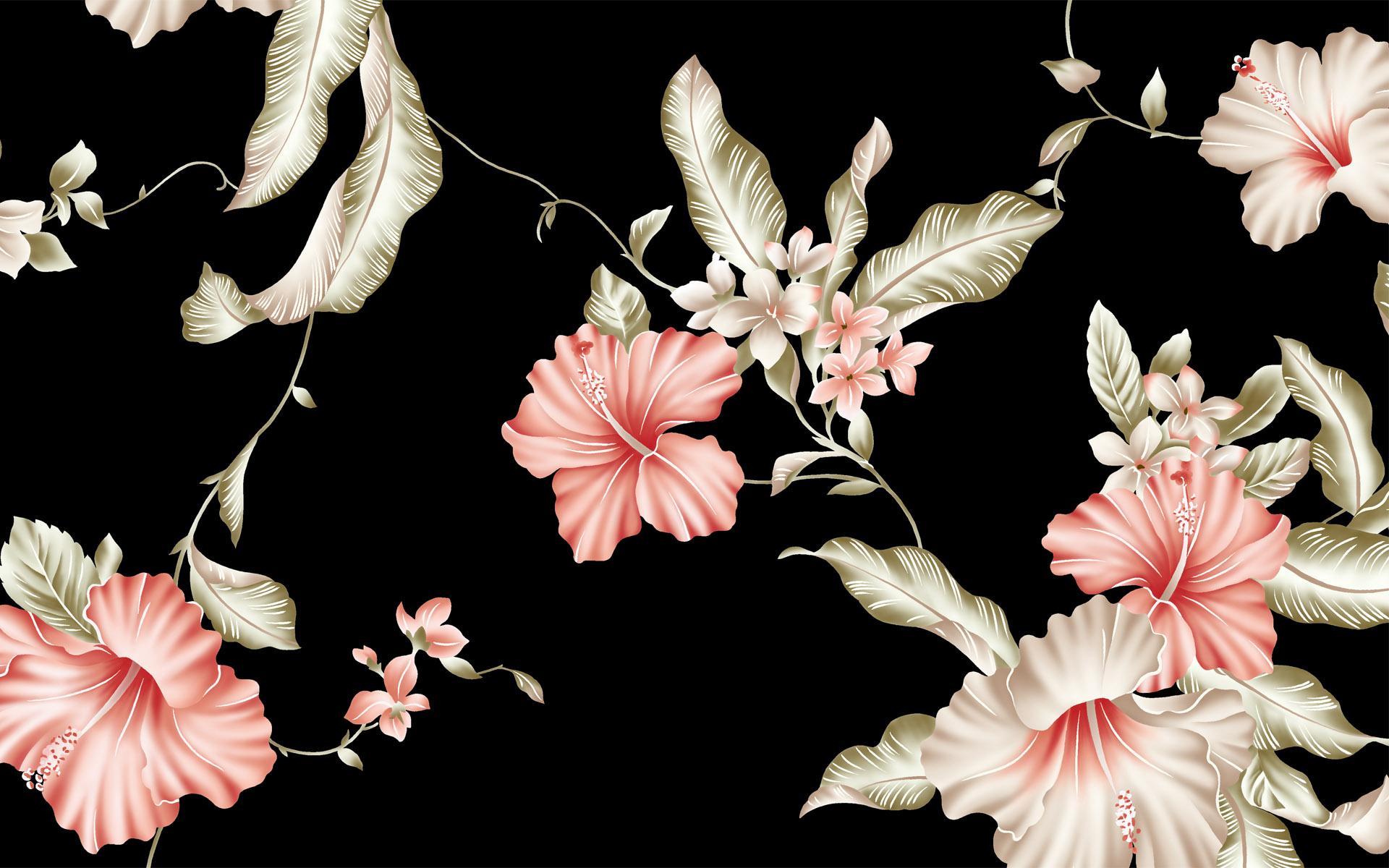 vintage flowers on tumblr - photo #45