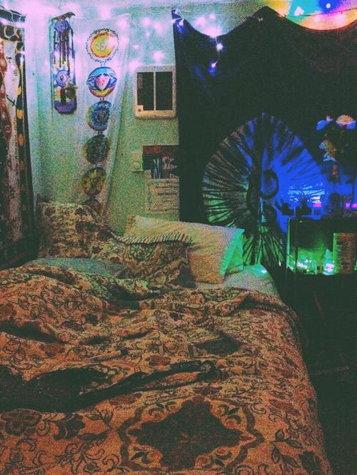 trippy bedrooms tumblr online image