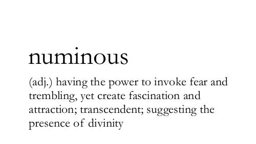 Numinous Argument Essay - image 3