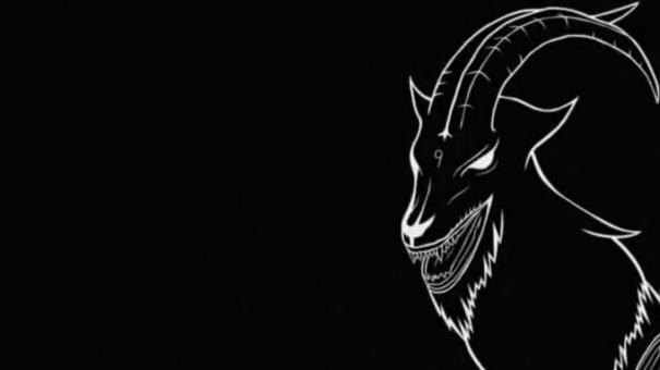 slipknot goat logo wallpaper - photo #11
