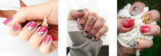 Nail Art Fashion Photography