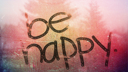 5 Simple Steps To Be Happy — Finally