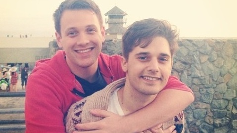Michael Arden andy mientus tumblr