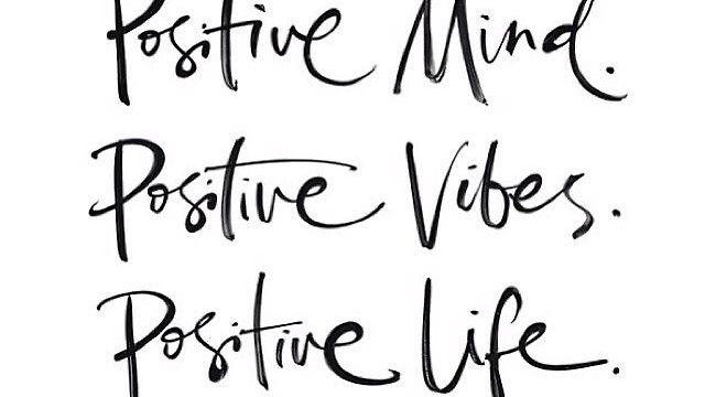 Positive Mind Positive Vibes Positive Life Leap Of Faith
