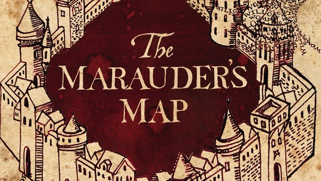 Image result for marauders map