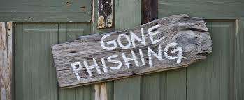 Image result for gone phishing