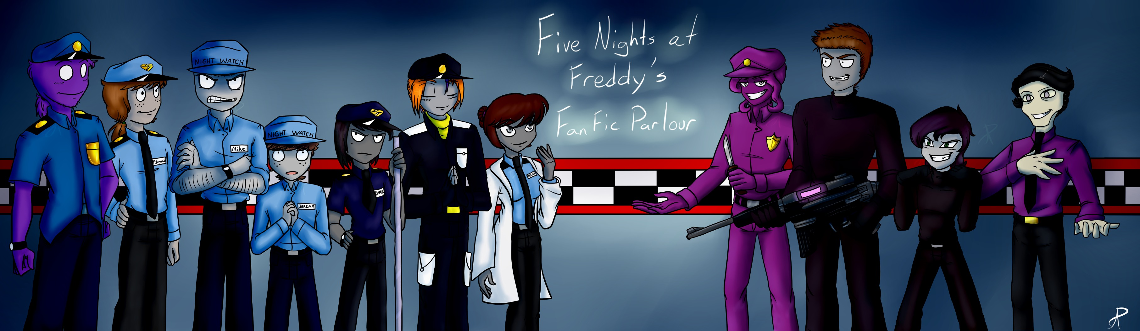How Much Would The Friends Apartment Cost Five Nights At Freddy S Fanfic Parlour