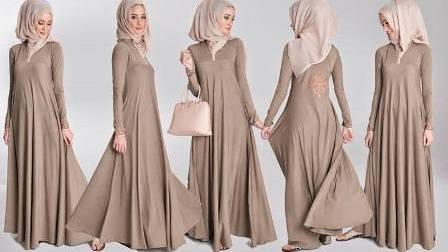 Dubai abaya fashion show