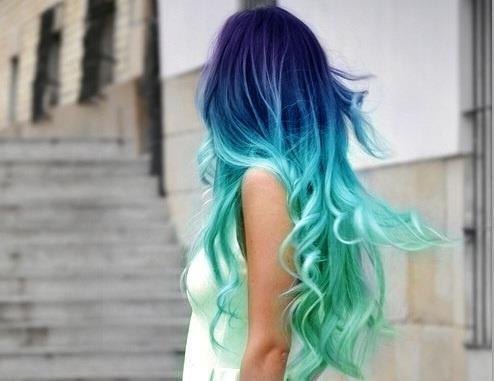 Resultado de imagem para cabelo tumblr