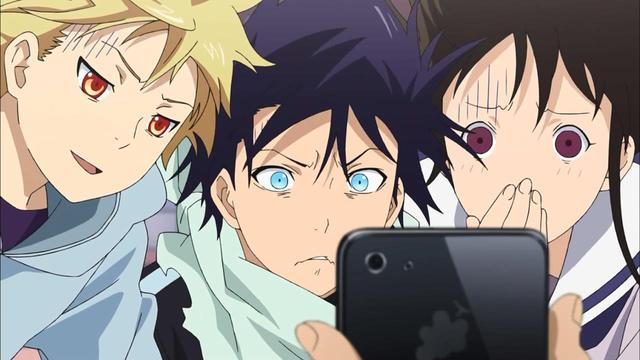 1000  images about Noragami on Pinterest | Watch noragami, Manga ...