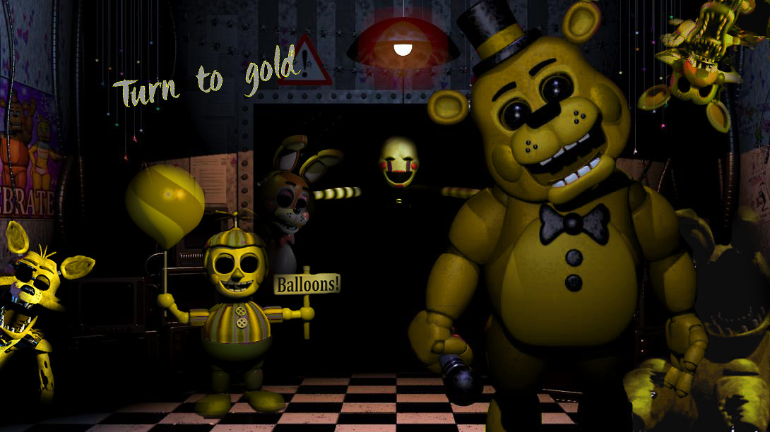 Five Nights at Freddys 3 (
