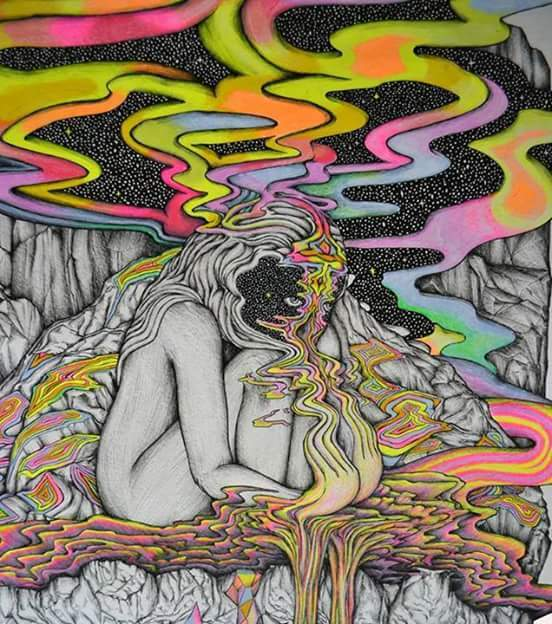 Image result for psychedelic art