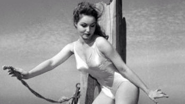 julie newmar twilight zone