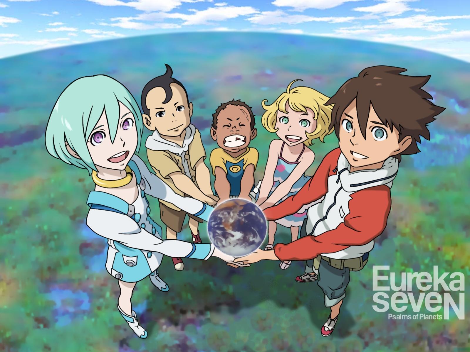 Eureka Seven Movie Eureka Seven