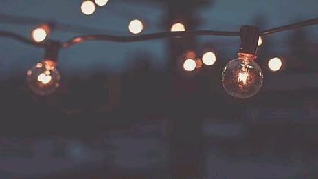 Resultado de imagen para tumblr lights