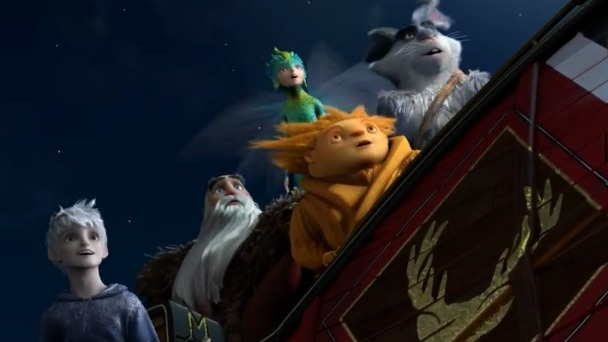 Resultado de imagen para tumblr rise of the guardians