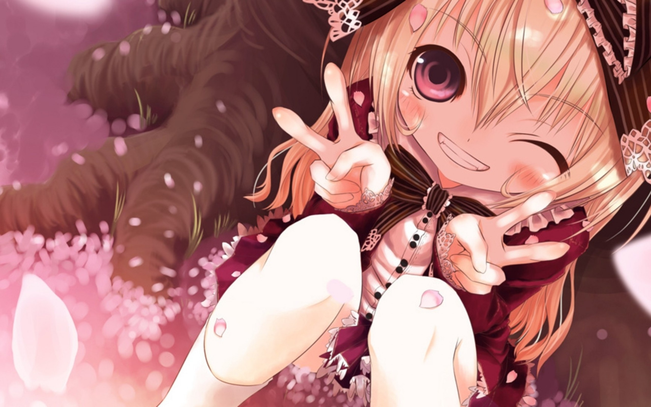 Haid Lbh Dr 15 Hari Tumblr Static Chica Anime Cherry Cinta De Cabeza