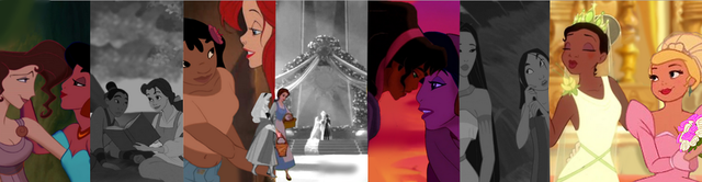 Disney Princess Femslash Disney Femslash Where