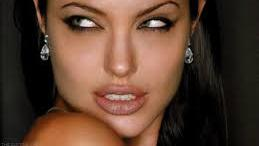 Angelina jolie eyes